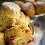 Some of Creative Gardens Bushmills' delicious scones!
