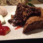 Dessert aux gavottes!