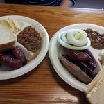Lunch Plates - Two Meats
