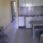 Sitting/lounge/kitchen area
