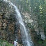 Waterfalls around Trout  Creek, Lakeside Resort!