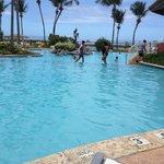 Pool view at Embassy Suites Dorado