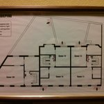 Hotel Layout 1st Floor