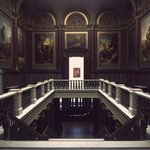Amazing historical room and stairway