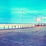 Lovely veiws over Gorleston beach. Soft sand, quiet location.