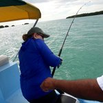 Bring in a Jack Crevalle