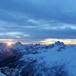 il sole che sorge 15.02.2014