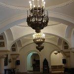Cotroceni Palace, hallway.