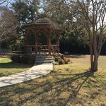 Gazebo (with a fascinating story)