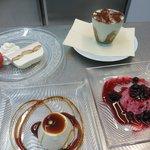 Quelques desserts...