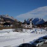 Winterurlaub 2014 in Seefeld
