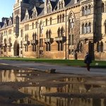 visit Christ College and cathedrale