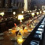 Harry Potter's dinning room at Christ' s college