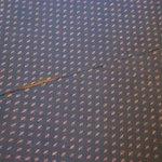 Le tapis plain, chambre 304