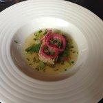terrine de boeuf au foie gras