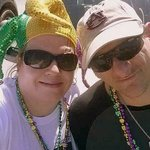 Kick off of Mardi Gra 2014