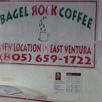 Great service, good coffee, awesome bagels! Hidden spot in Ventura everyone should visit!