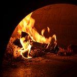 Specialità cotte nel forno a legna