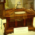 Freedom chest presented on the occasion of Michael Davitt being made a freeman of Limerick City