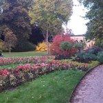 Potsdam, Berlín , Alemania. Parque Sanssouci, Jardines.