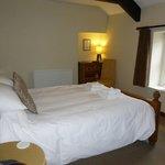 Bedroom at the CB Inn