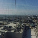 City view of LA