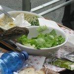 dopo di noi...............meravigliosa natura !   Ottimo pranzo veloce