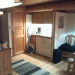 2 person cabin