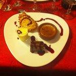 Dessert excellent