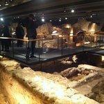 Excavaciones subterráneas ciudad romana