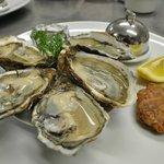 l'assiette d'huîtres spéciales n°3