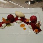 Dessert @ Hotel bel air