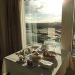 Room Service for Breakfast