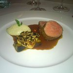 Veal served to perfection
