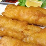 Beer Battered Atlantic Cod