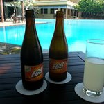 our favourite drink by the pool