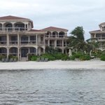Resort from the dock