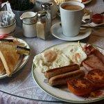 Excellent breakfasts