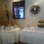 Café da manhã do Hotel Universel