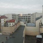 Room view at Praha