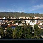La hermosa vista de San Gil