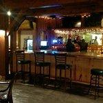 New increased bar area