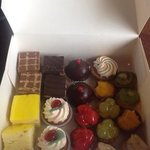 little cakes we brought