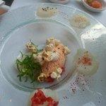 sea scallop starter