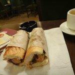 Thüringer Sandwich