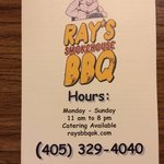 Ray's Smokehouse BBQ
