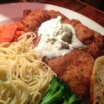 Flounder Romano- special of the week