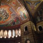 Most mosaics in the Basilica display stunning artistry and rich colors.