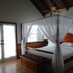 Bedroom, upper floor.