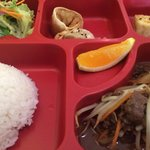 Beef lunch box
